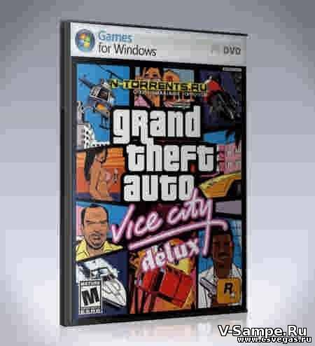 GTA: Vice City Deluxe. PC Version. [uTorrent]