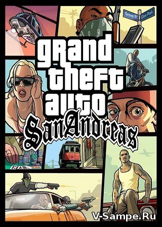Grand Theft Auto: San Andreas - Night Crimes [uTorrent]